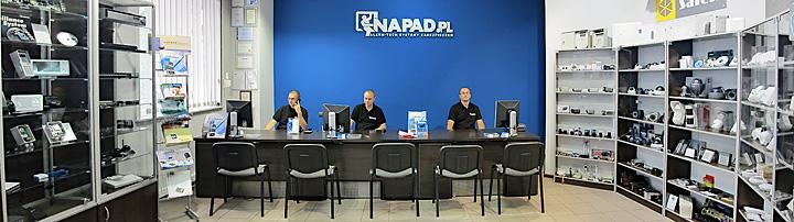 Sklep internetowy NAPAD.PL